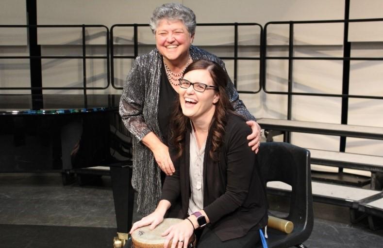 "Choir Teacher ""Carries On"" in Footsteps of Former MHS Music Mentors"