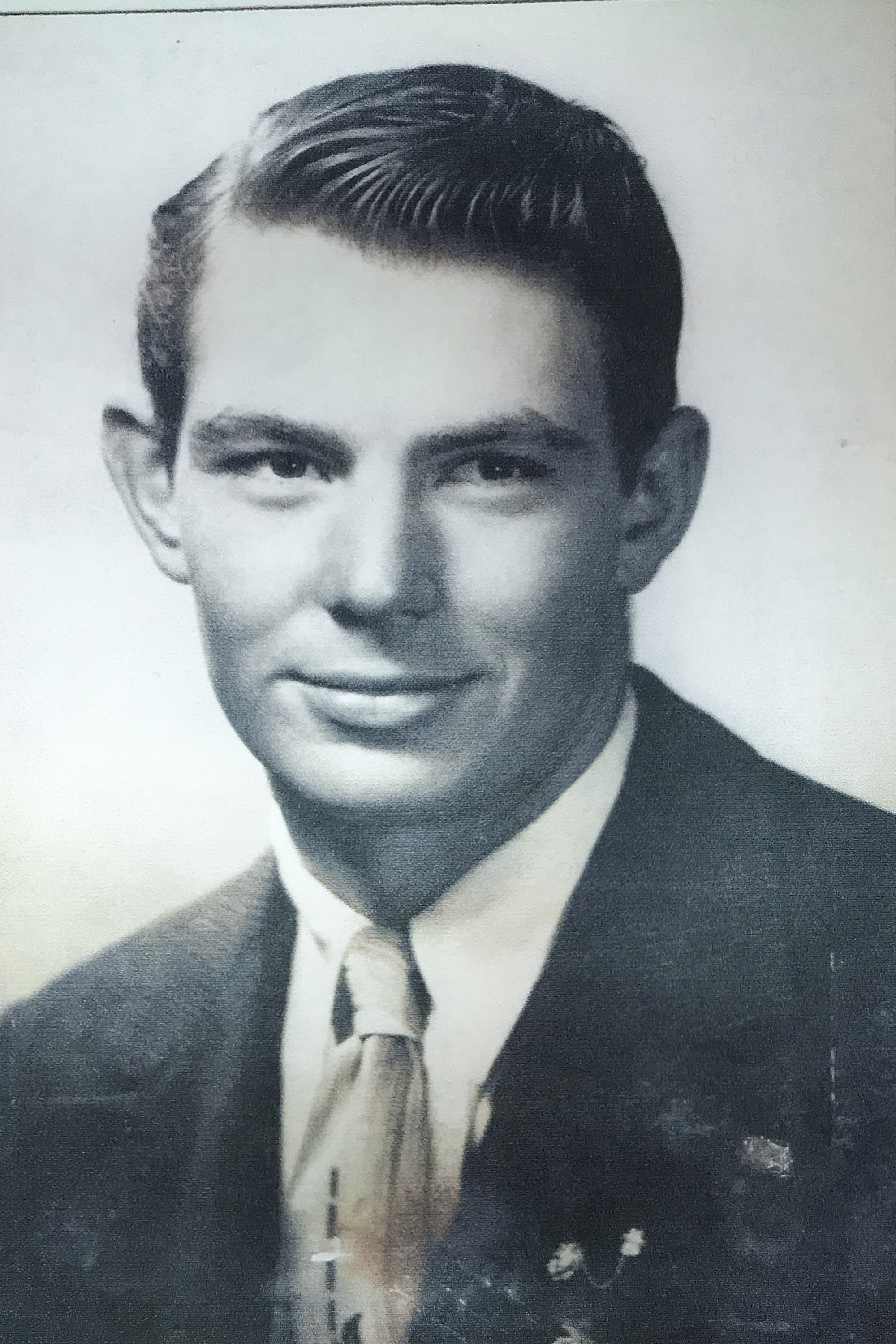 Lee J. Huber Approaches 70 Year Reunion